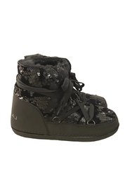 DOPOSCI paillettes boots