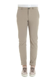 Fabric stretch trousers