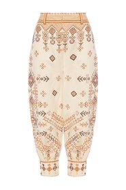 Safa embroidered trousers