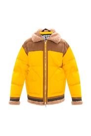 'W-Evan' quilted down jacket