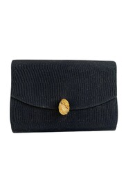 Fabric Clutch Evening Bag Purse with Chain Strap