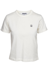 Hope First Tee Off White