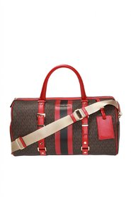 'Bedford' holdall bag with logo