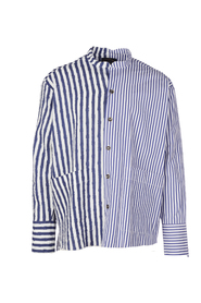BASIC STRIPES SHIRT
