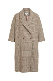 Viamoro Wool 7/8 Sleeve Coat