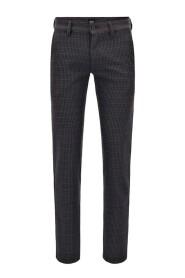 SLIM pants mix Schino-Slim checks