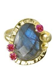 Mona Labradorite Ring
