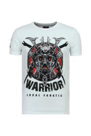 Savage Samurai Stoere T shirt Heren