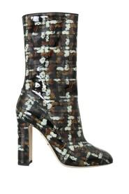 Rain Calf Leather Shoes