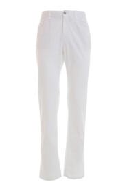 Hvide Jeans
