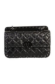 Spike quilted bag