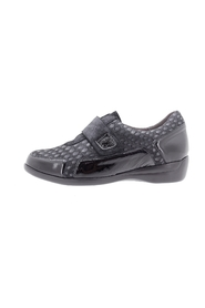 M: 2020557803006 ELASTIC PATENT LEATHER SHOE