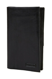 Montana big wallet in leather