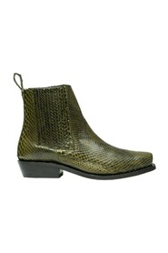 Astrid Cow Leather Boots