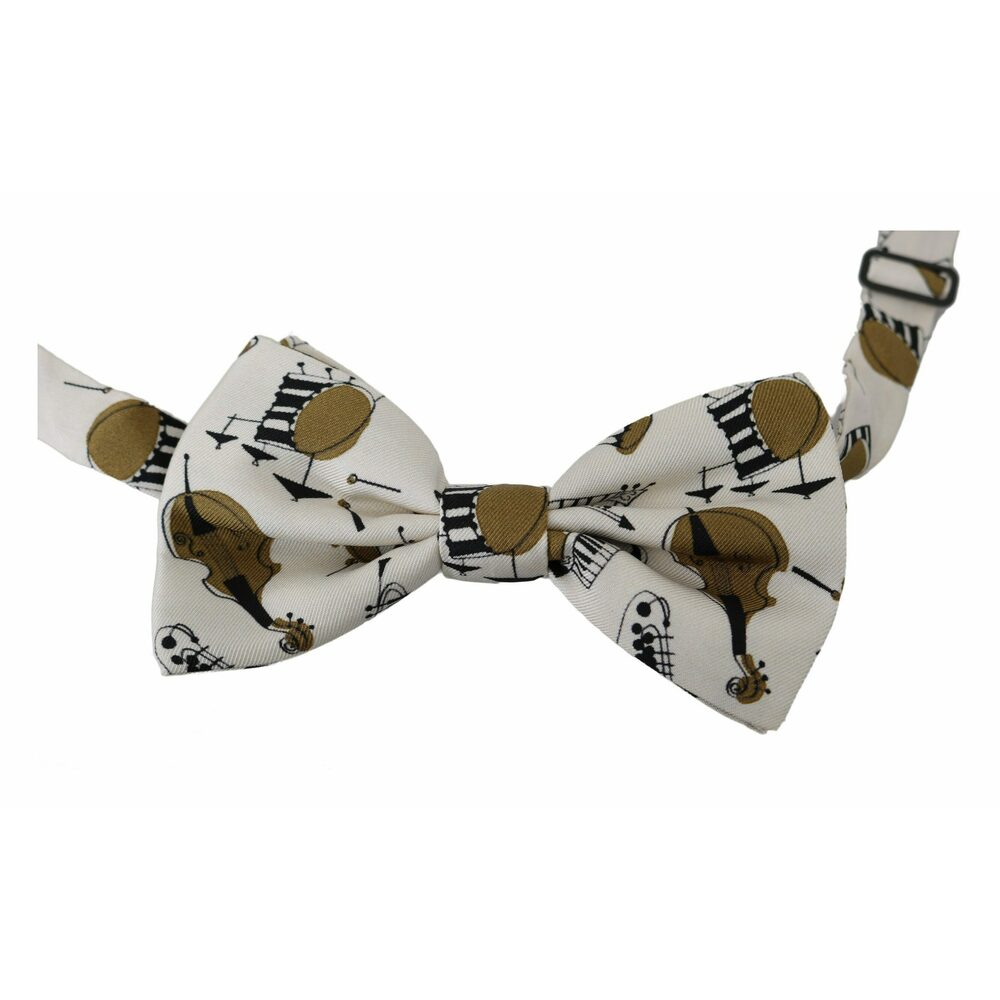 Adjustable Neck Butterfly Bow Tie