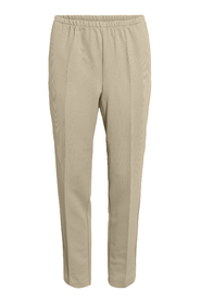 Pants with elastic and cross pocket Anna