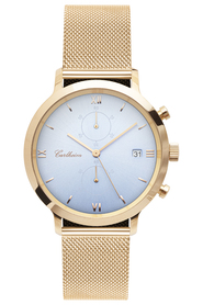 Adler XI Sunray Blue 42mm Mesh - Watch