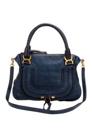 Marcie Leather Satchel