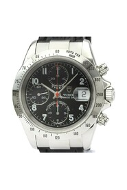 Chrono Time Automatic Stainless Steel Men's Sports Watch 79280P