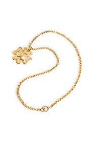 Flower CC Necklace