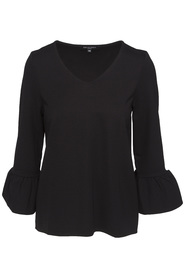 Ilse Jacobsen Top Cathy02 Black