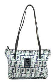 pre-owned Front Logo Mini Tote