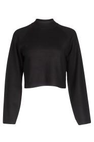 Cropped Lounge Sweater