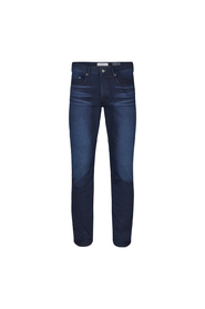 Sunwill Superstretch Jeans 494-7298 Dark Blue Washed - W29/L32