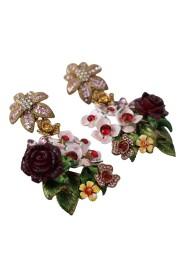 Bouquet Clip-on Earrings