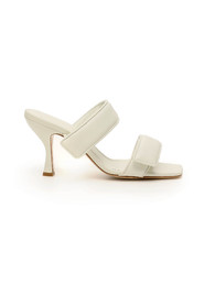Teisbaek perni 03 two-strap mules