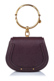 Small Leather Nile Crossbody Bag