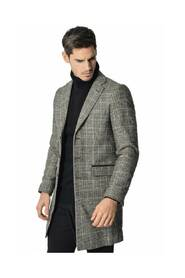 Carston Coat Checkered