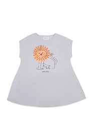 Pet A Lion Jersey Dress Quiet