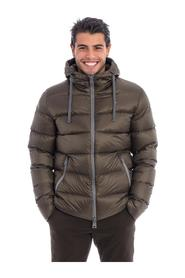 DOWN JACKET IN BIODEGRADABLE FABRIC