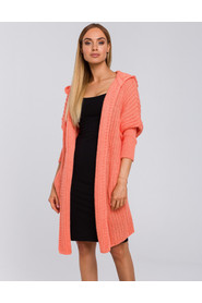 Kardigan z kapturem