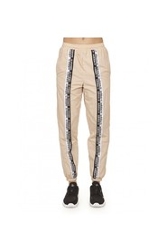 Ash pearl jogger trousers
