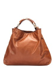Horsebit Leather Hobo