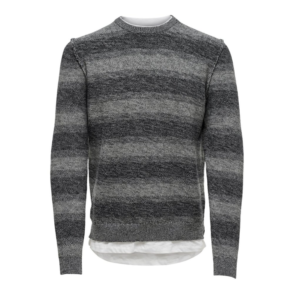 Knitted Top Striped