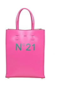 small shopping bag with logo