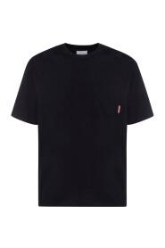 Kurzarm T-Shirt Rundhalsausschnitt
