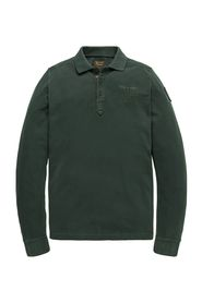 POLO LONG SLEEVE POLO RUGGED PIQUE GARMENT D