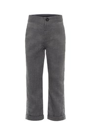 Trousers side stripe