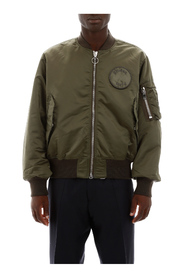 Horizon bomber jacket