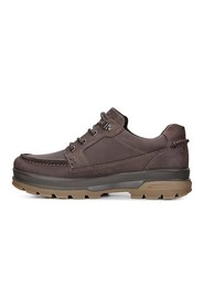 Brown Ecco Rugged Track