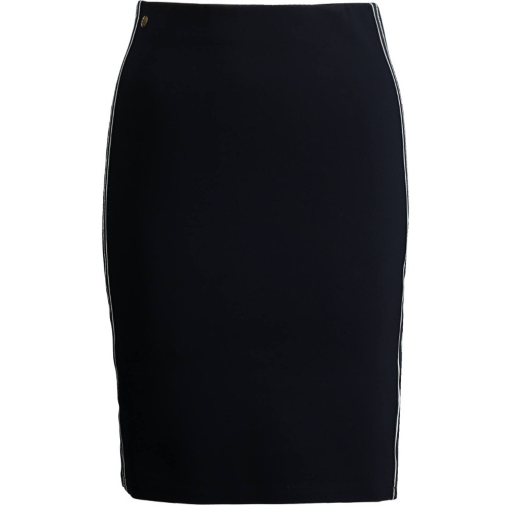 SKIRT WITH SIDE STRIPES