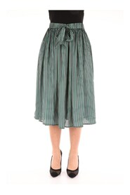 Skirt knee-length S19217
