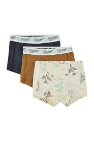 Boxers 3-pack Fly
