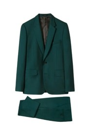 Men's Tailored-Fit  Wool 'A Suit To Travel In'