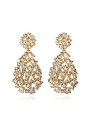 Hanna earrings crystal