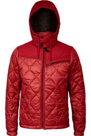 Attacc heatseal quilted hdd jkt